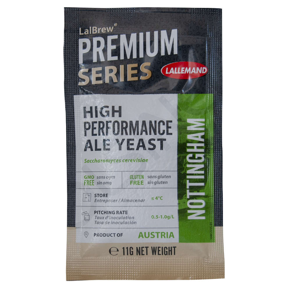 Lallemand  Nottingham dry yeast (11 g)