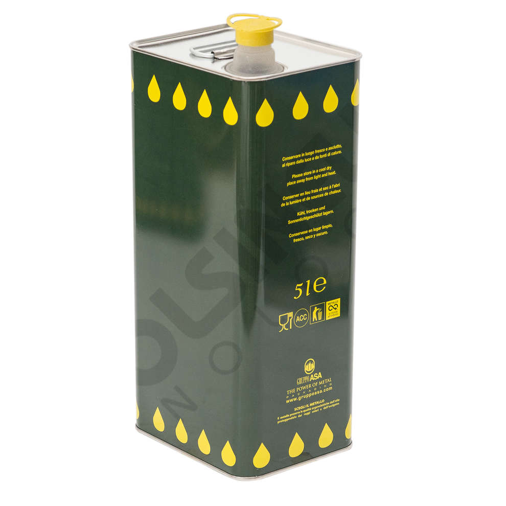 Lattina per olio 5 L (288 pz)