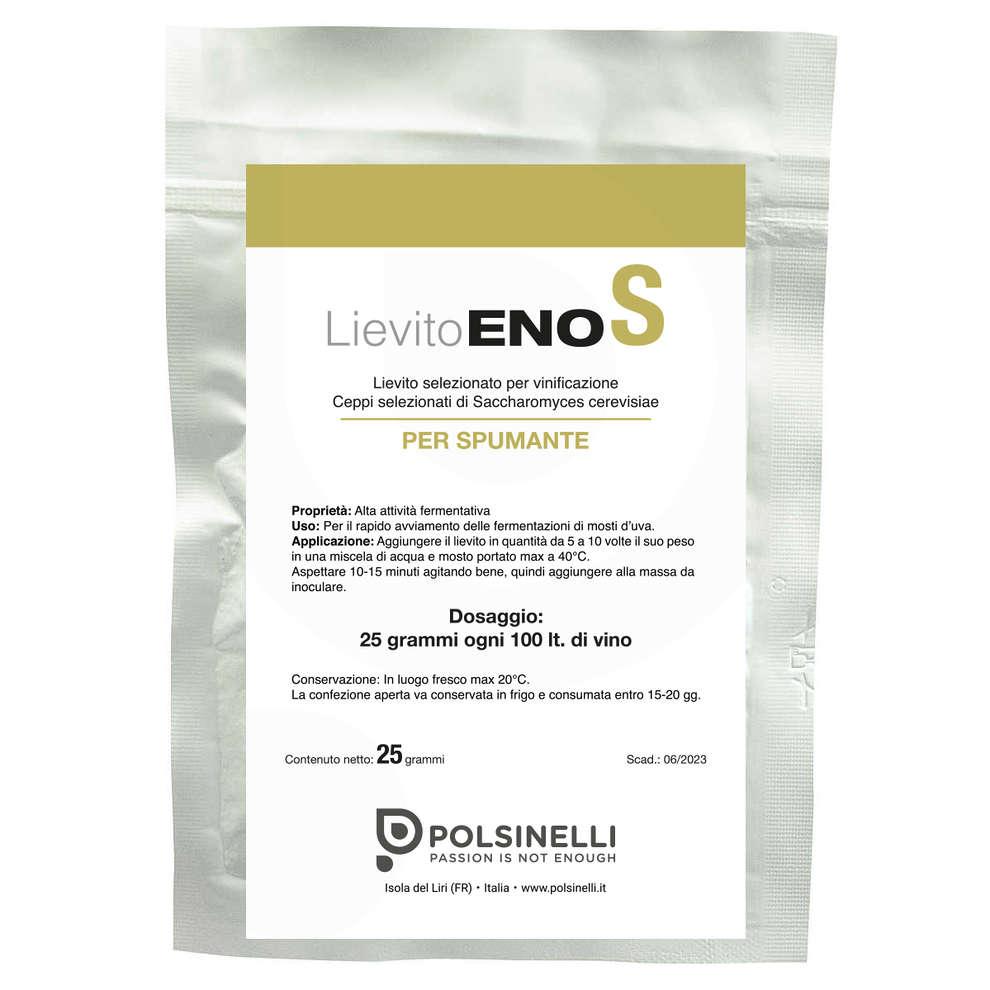Levadura Eno S (25 g)