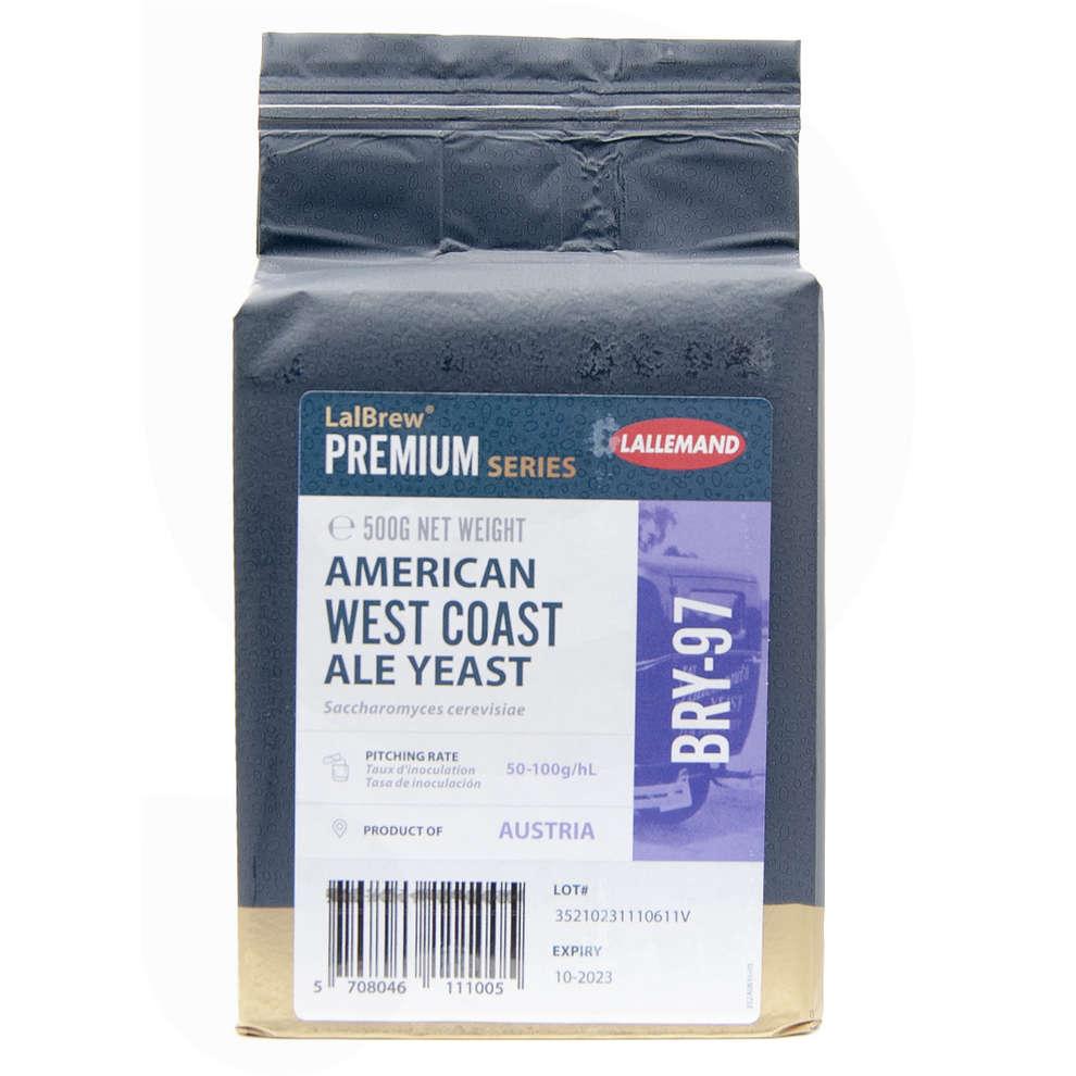 Levadura seca Danstar Bry-97 (500 g)