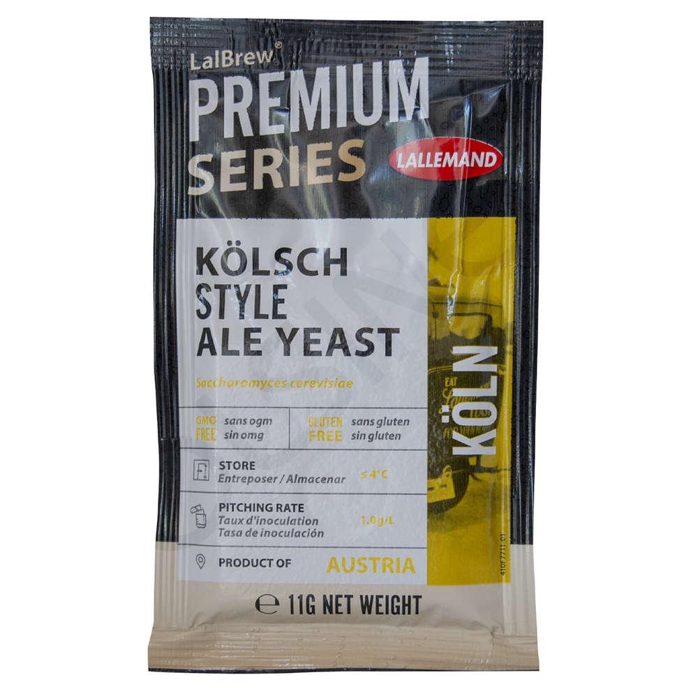 Levadura seca Lallemand Köln - Kölsch (11 g)
