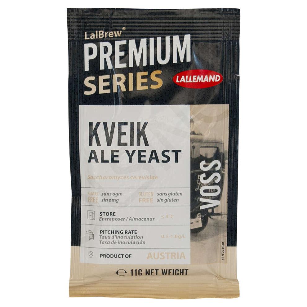 Levadura seca Lallemand Voss (11 g)