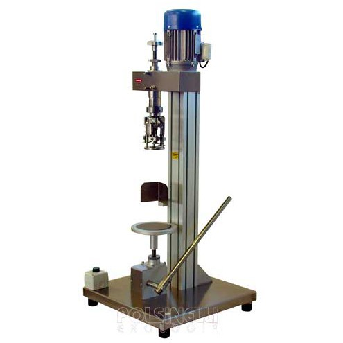 Lever capping machine Capsy 3