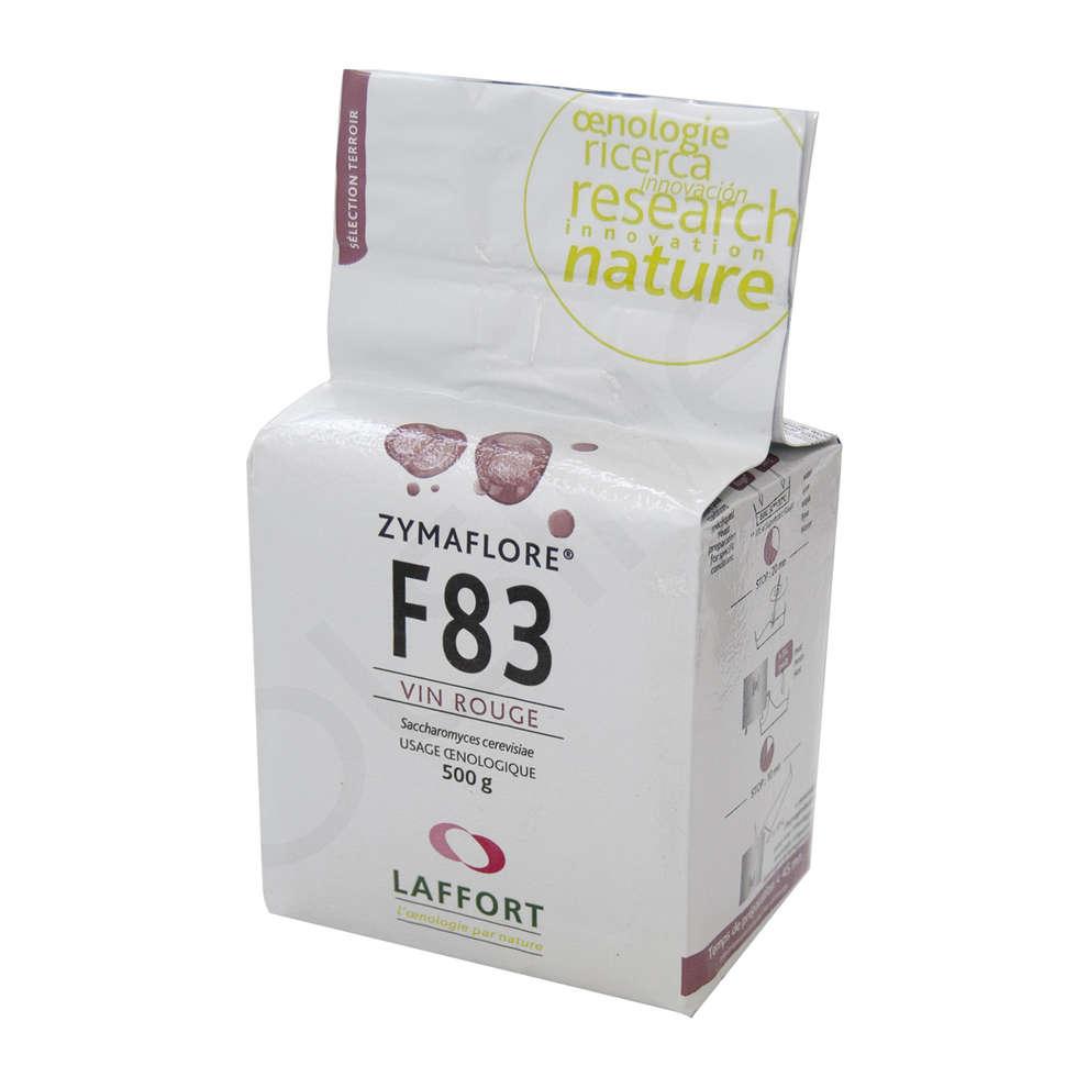 Levure pour les vins rouges zymaflore F83 (500 g)