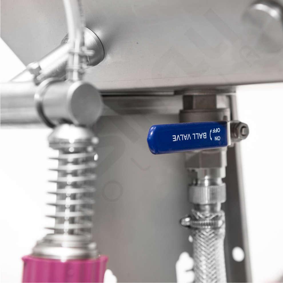 Llenadora Cad 4 de acero inox con flotador