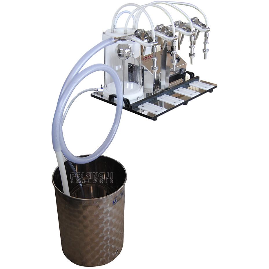Llenadora Enolmaster para aceite cerveza y vino