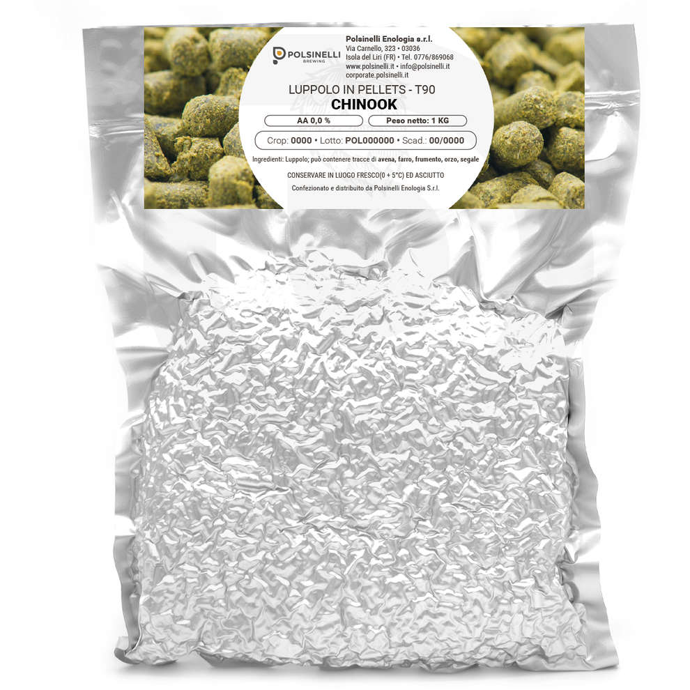 Luppolo Chinook 1 kg