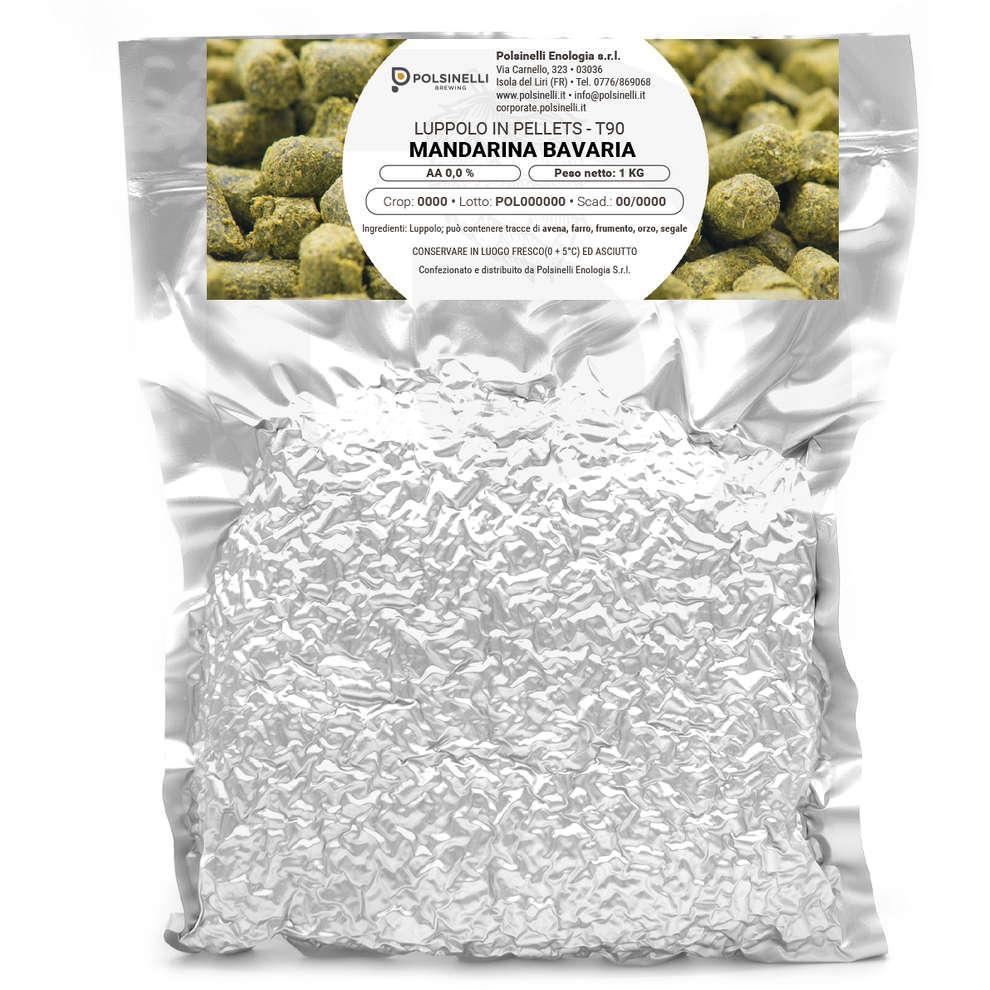 Luppolo Mandarina Bavaria 1 kg