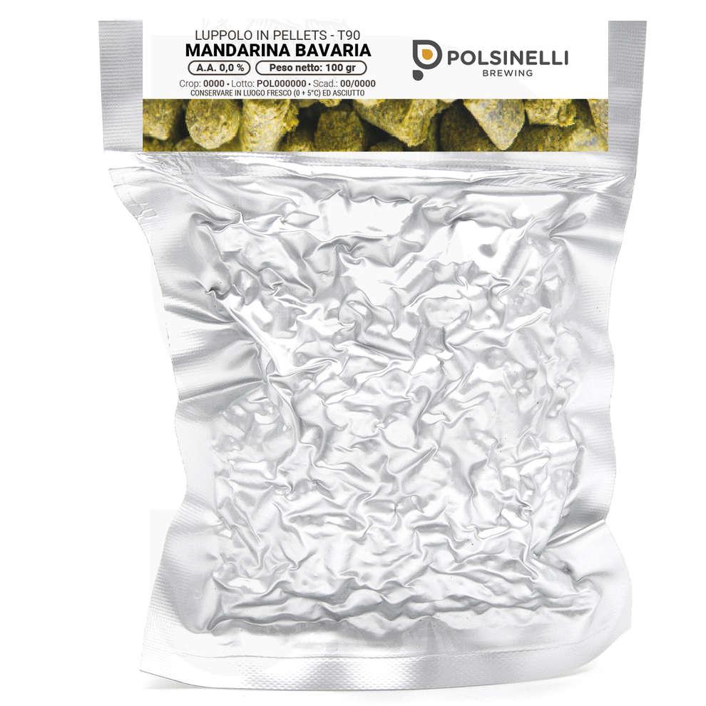 Luppolo Mandarina Bavaria 100 gr