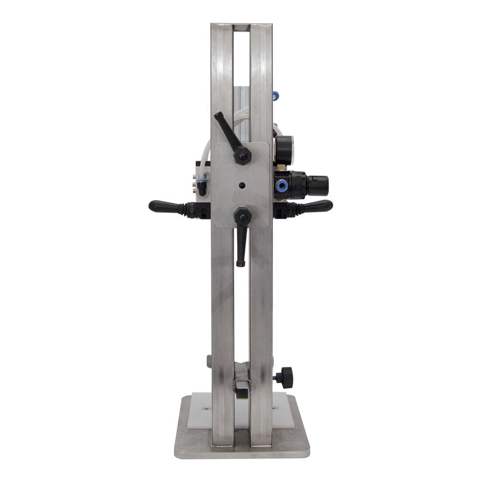 Máquina taponadora para tapones anti-manipulación