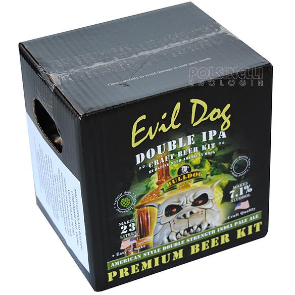 Malta Bulldog Mal perro Doble IPA (4,7 kg)