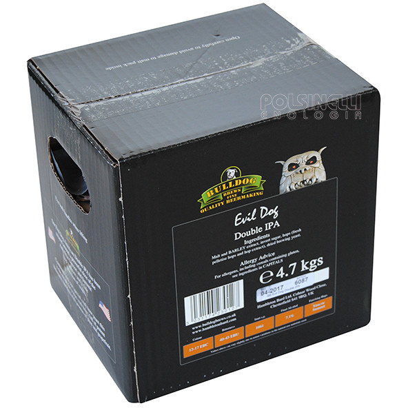 Malto Bulldog Evil Dog Double IPA (4,7 kg)