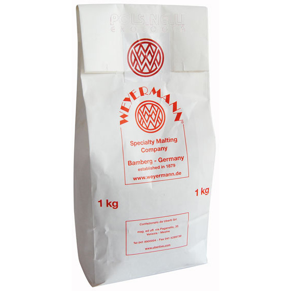 Malto di frumento caramellato Carawheat (1 kg)