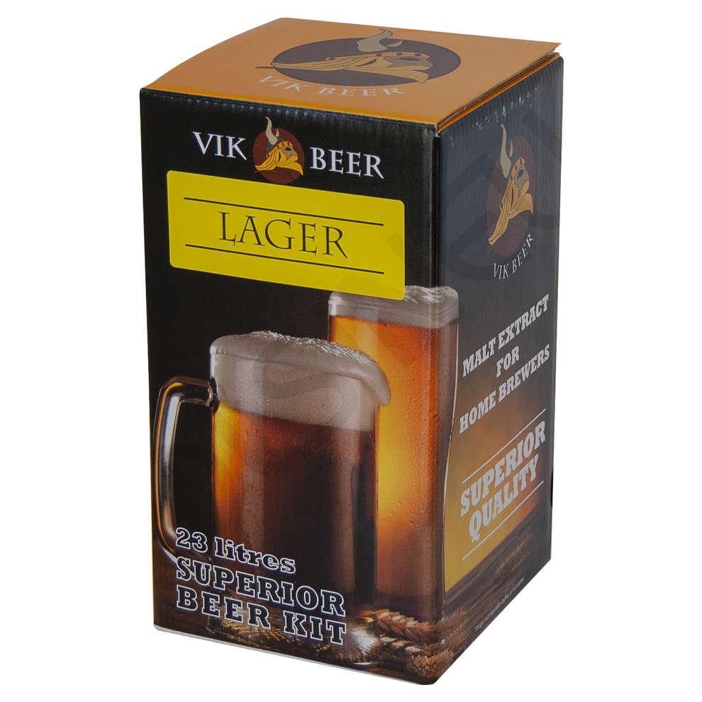 Malto Vik Beer Lager (1,7 kg)
