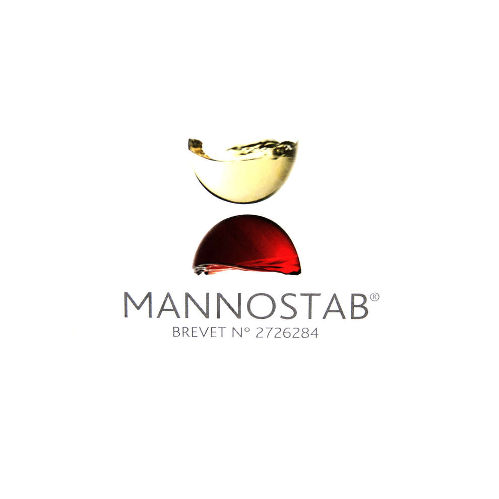 Mannostab estabilizador tartárico (500 g)