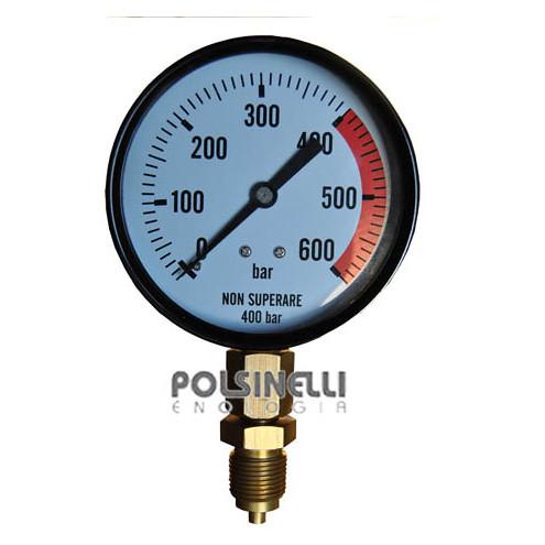 Manomètre pour cric hydraulique