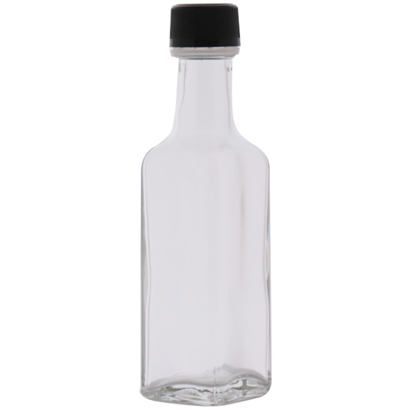 Marasca bottle 100 ml semi clear (96 pieces)