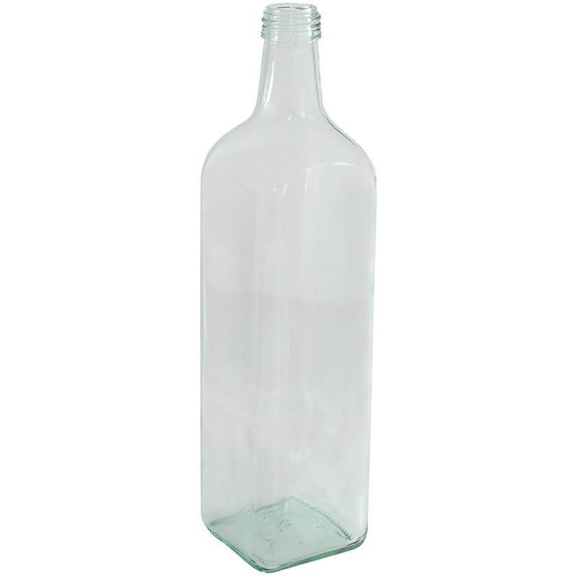 Marasca bottle 1000 ml semi clear (20 pieces)