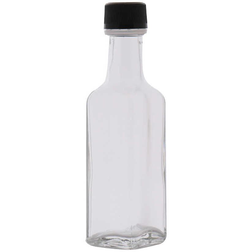 Marasca bottle 60 ml semi clear (187 pieces)
