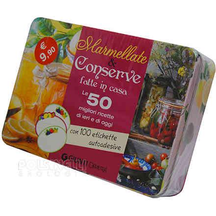 Libri olio polsinelli enologia for Marmellate fatte in casa senza zucchero