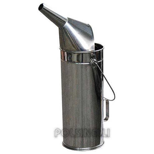 Medidor inox con embudo 10 L
