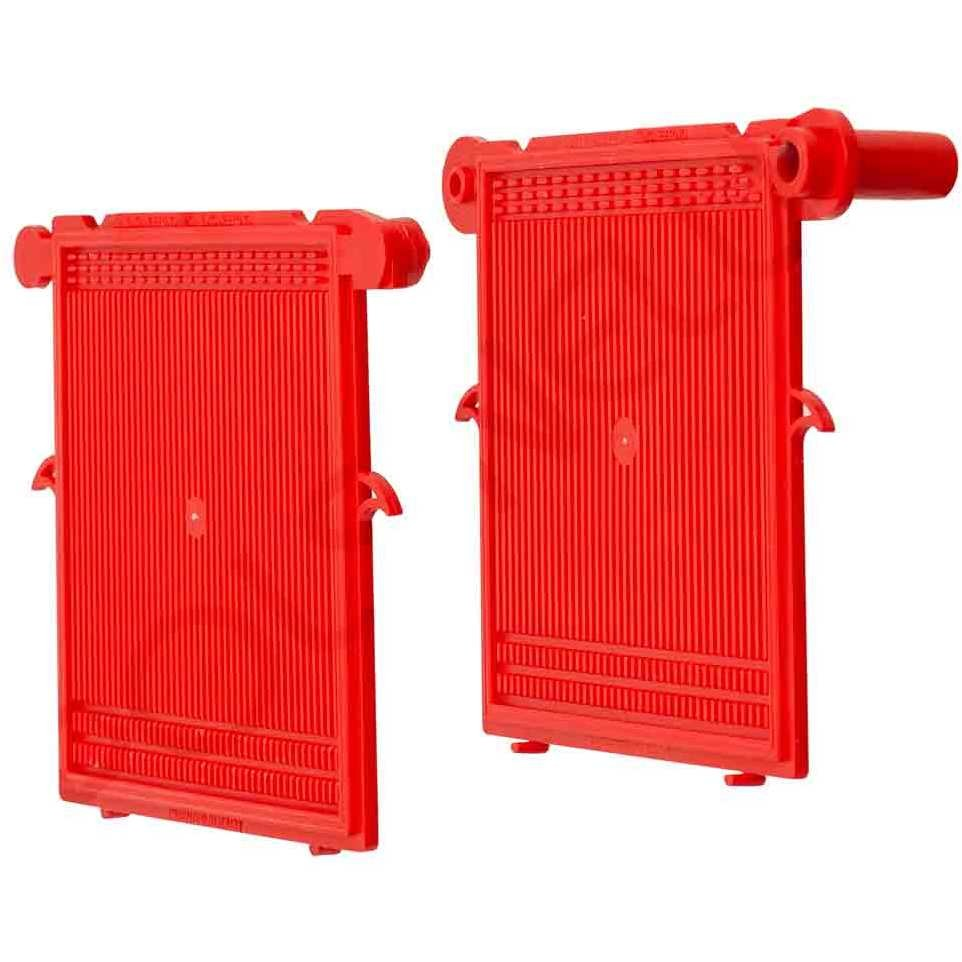 Moplen outer plates for Baby filters