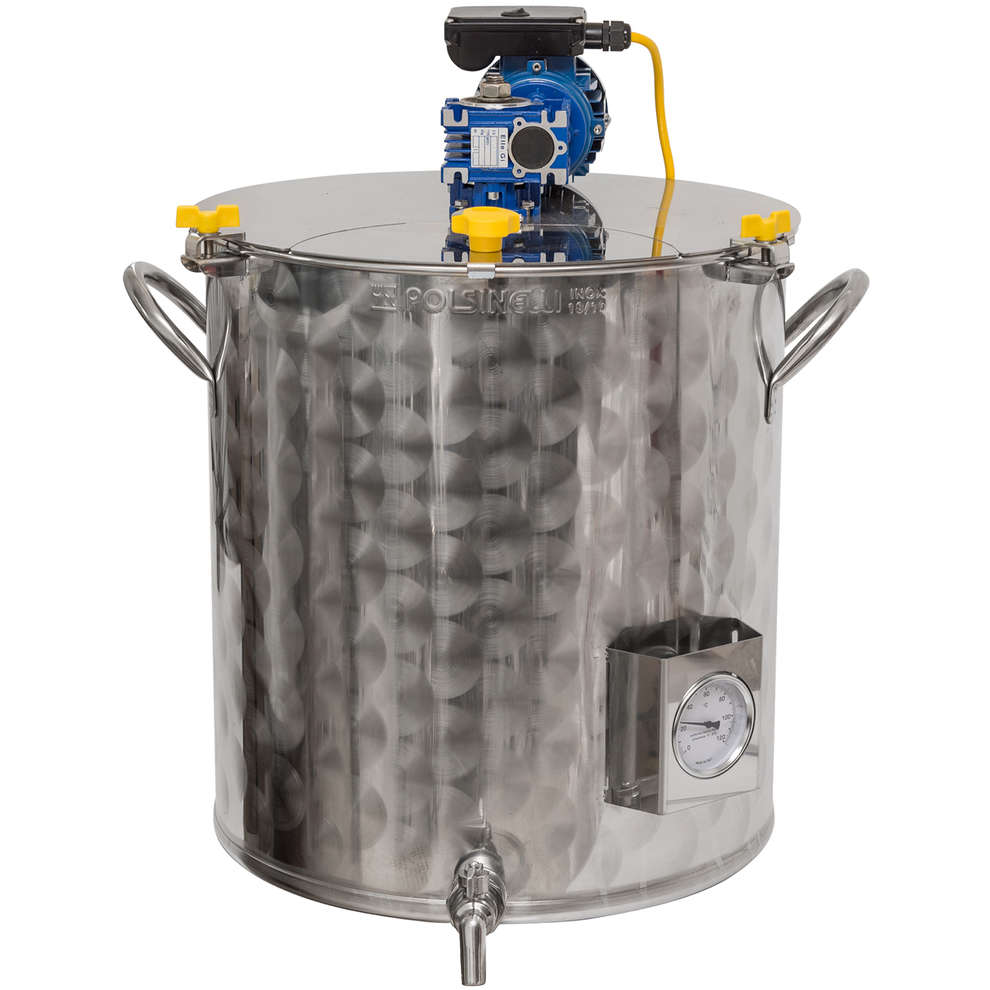 Motorized pot 35 liter