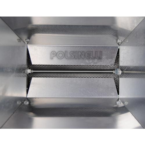 Mulino Smart 2 rulli in acciaio inox