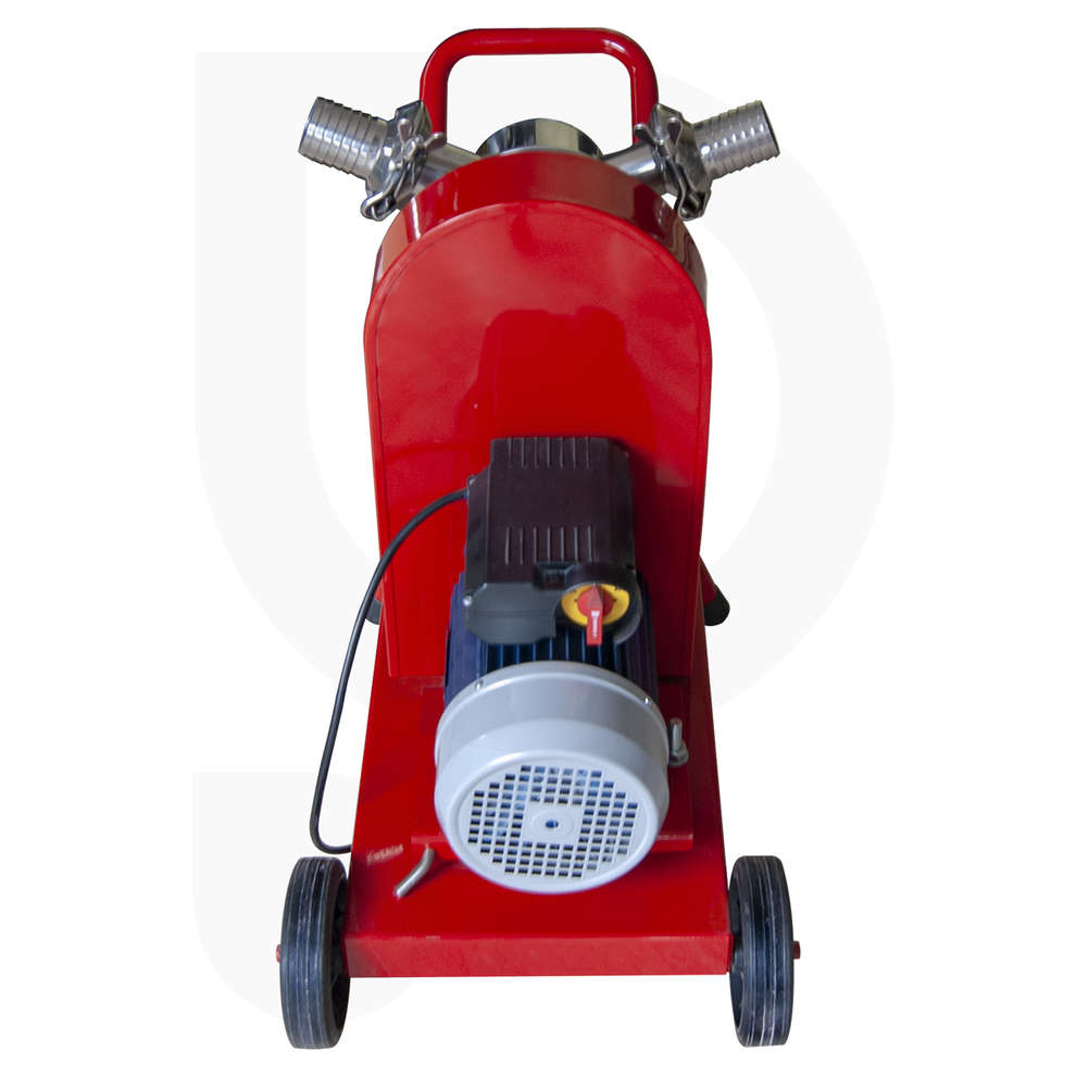 Neoprene Electric pump 50 with trolley