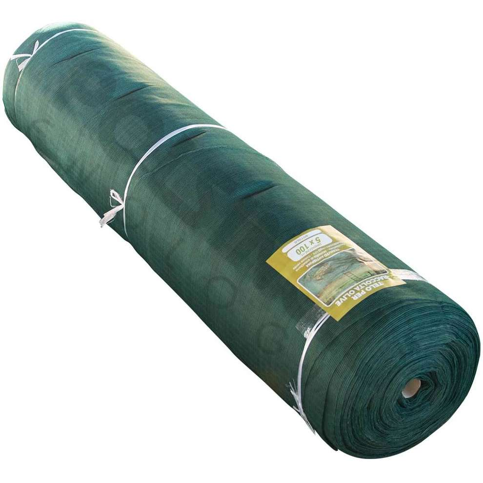 Net roll for harvesting olives 5x100