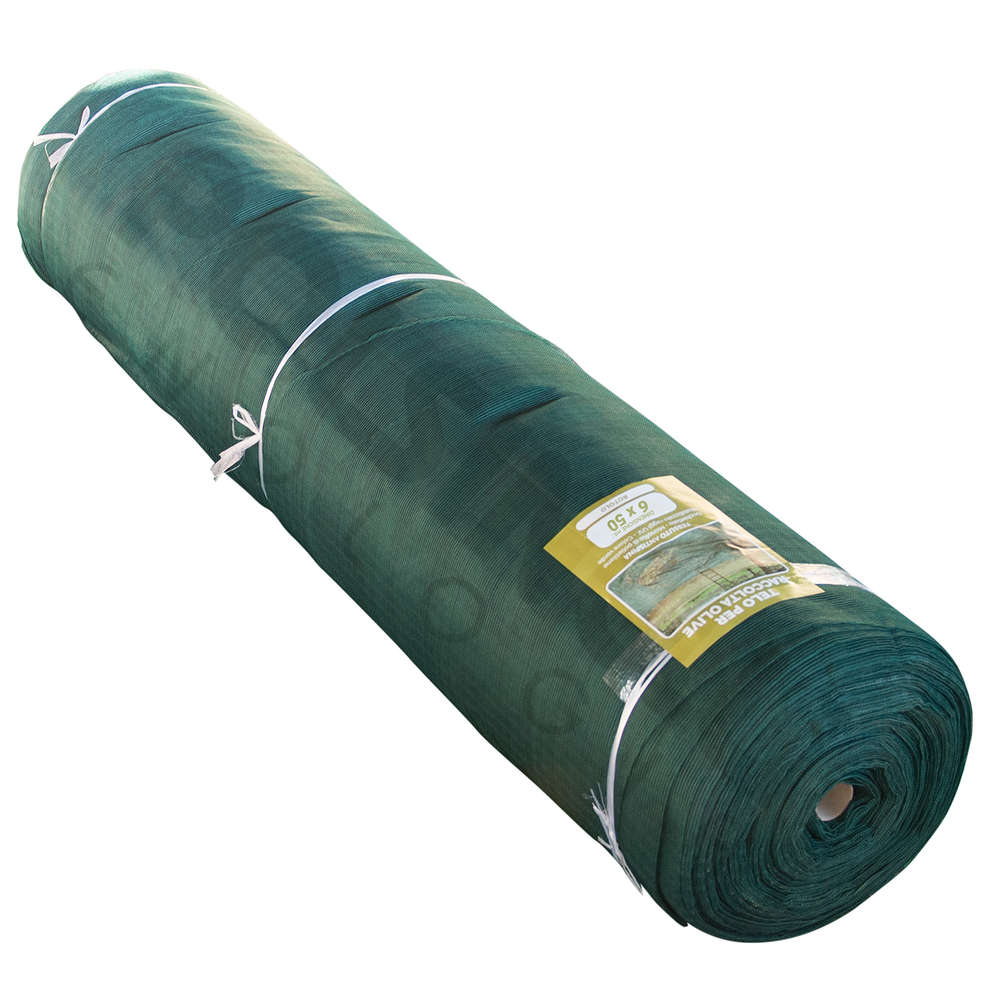 Net roll for olive harvesting 6x50