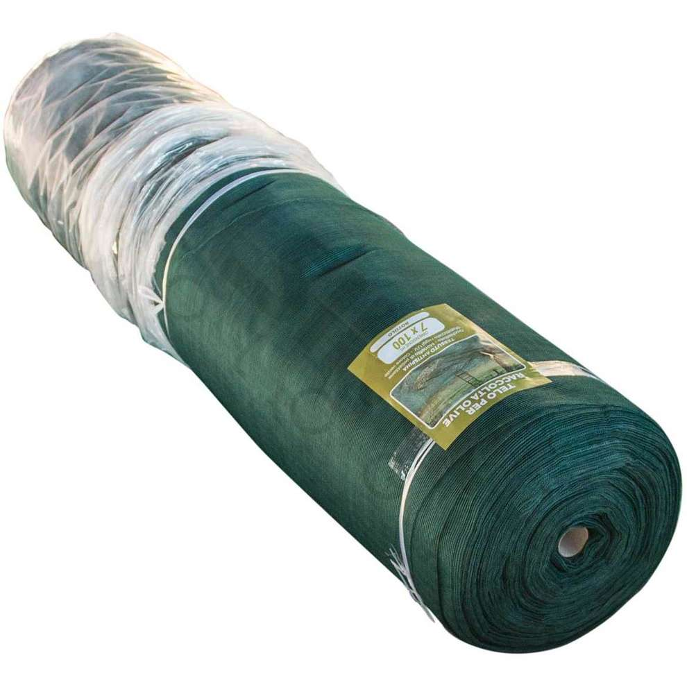 Net roll for olive harvesting 7x100