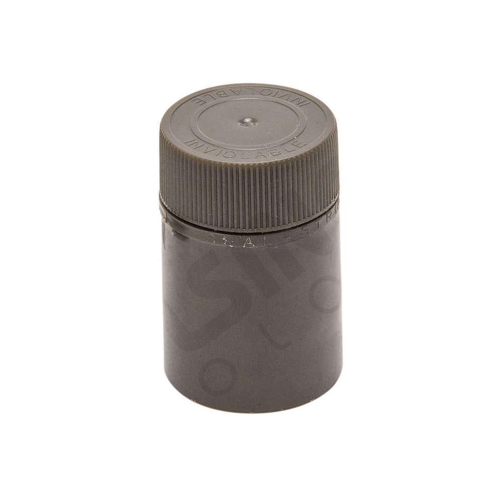 Nicht nachfüllbare schwarz Verschlüsse Grün ø 31  (50 St)