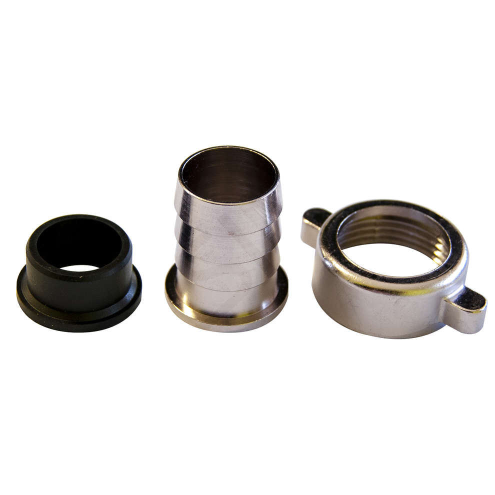 NOVAX 25 Straight Hose Connector and Swivel Kit