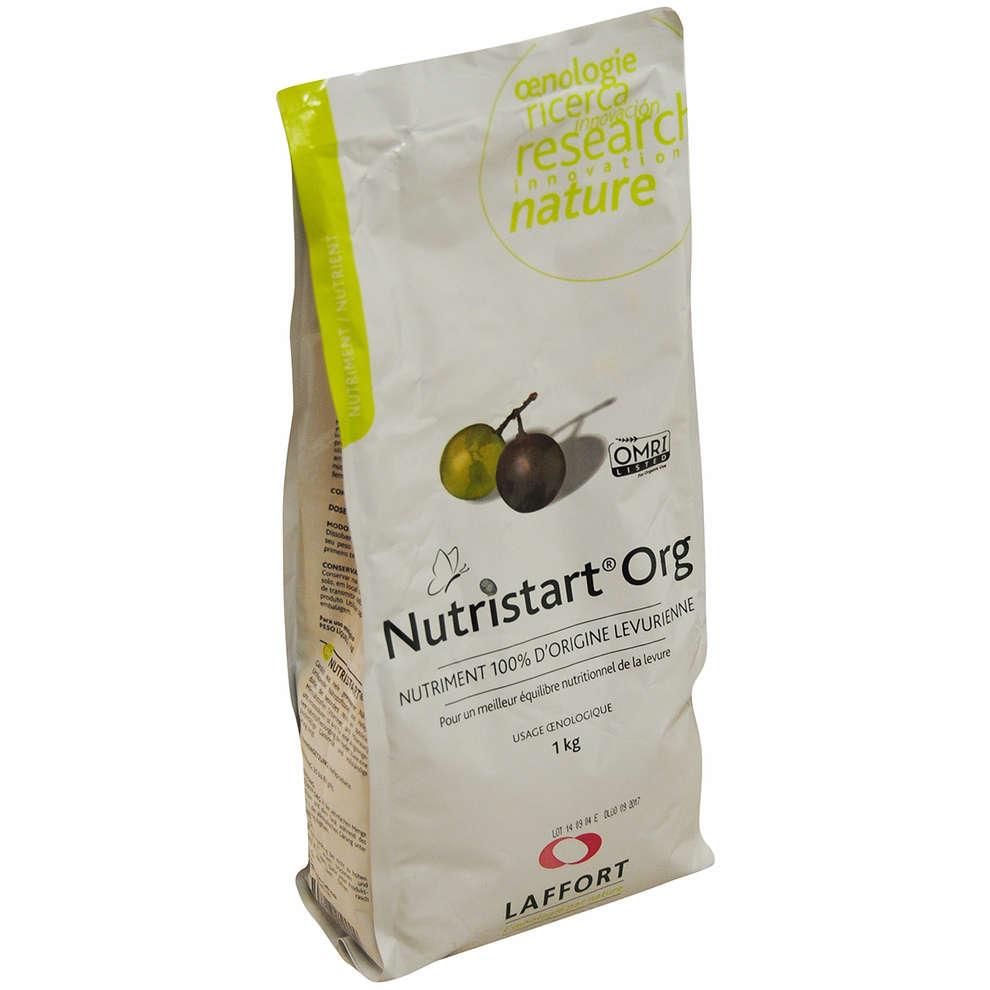 Nutristart Org - Yeast autolysates based nutrient
