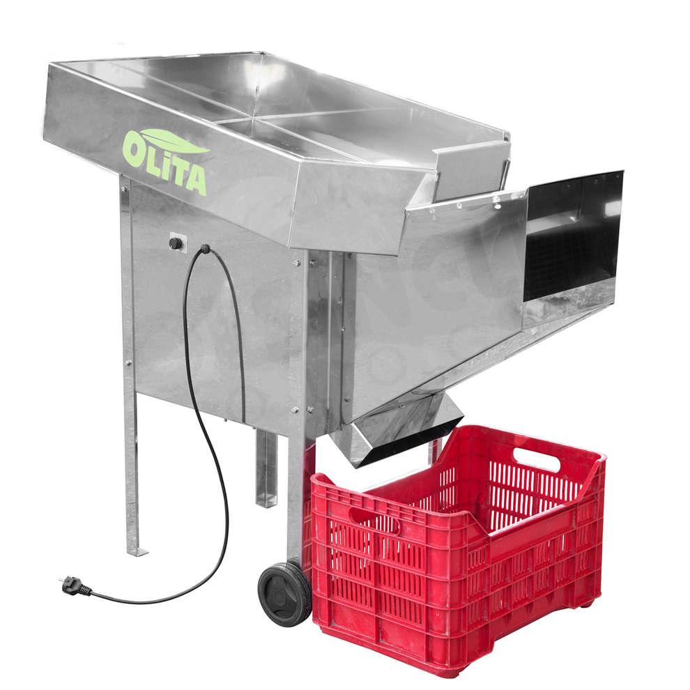 Olivenauswähler Entlauber elektrisch Olita X