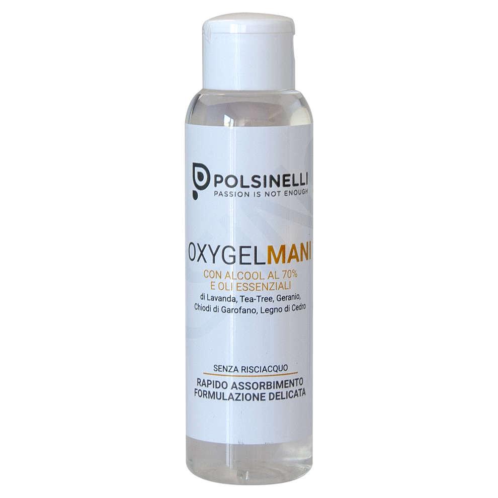 OxyGel Mani 100 ml Limone