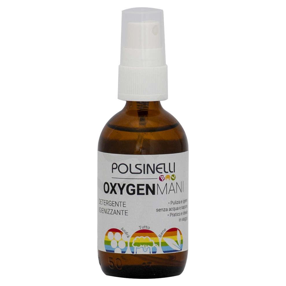 Oxygen mani natural spray 50 ml