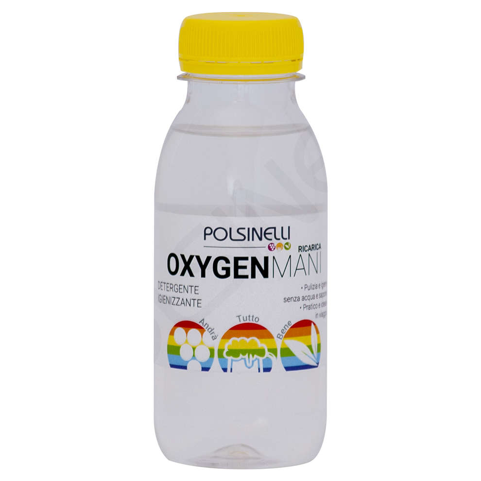 Oxygen mani - Ricarica 250 ml
