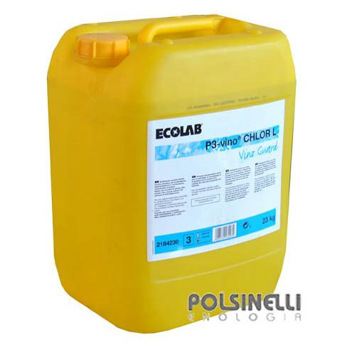 P3-CLORO desinfección vino L (23 kg)
