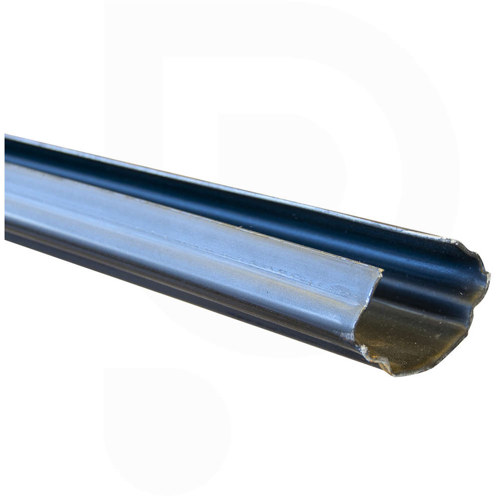 Palo vigna intermedio Corten - 2,75 mt - 1,80 mm (5 pieces)