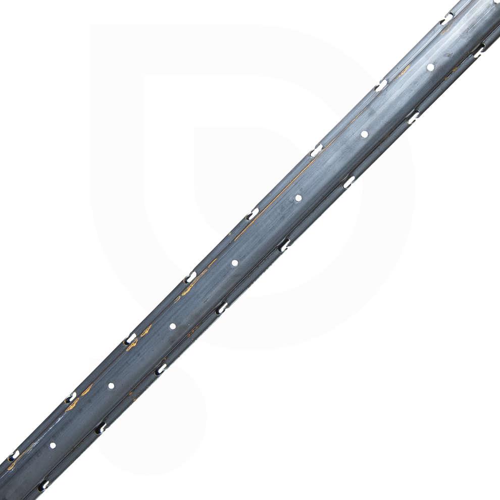 Palo vigna intermedio Corten - 2,75 mt - 1,80 mm (5 pz)