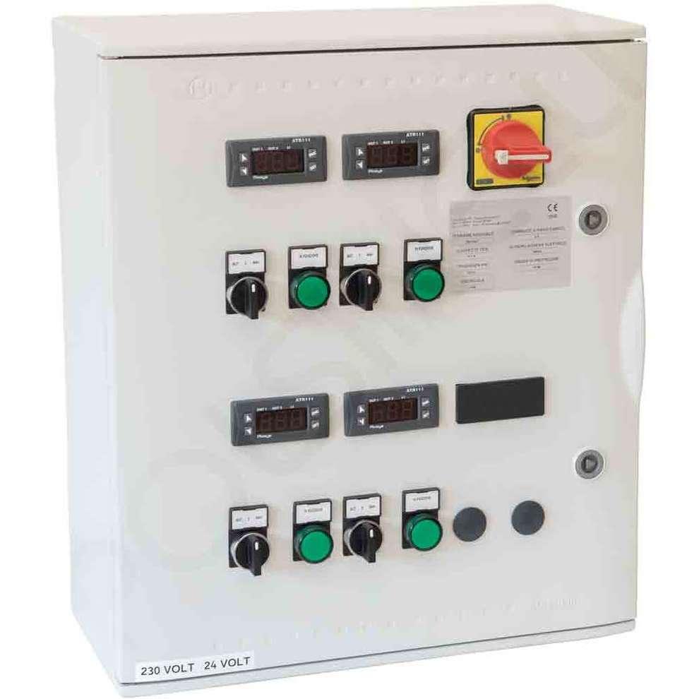 Panneau électrique P4