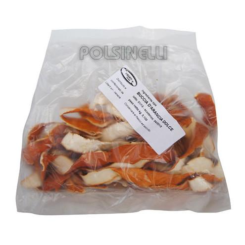 Pelure d'orange frais (100 g)