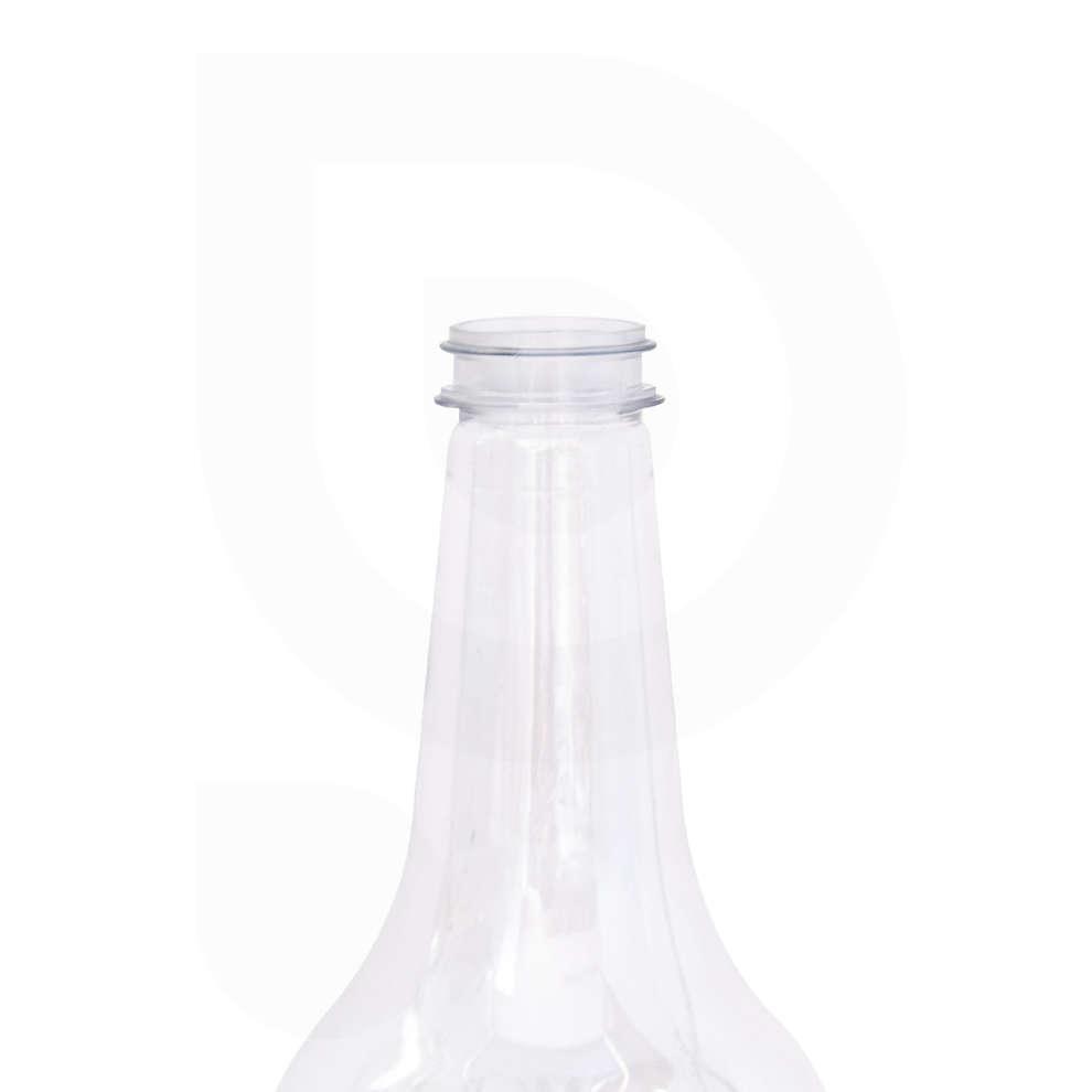 PET bottle Bordolese Plus 1 L with pressure cap (203 pcs)