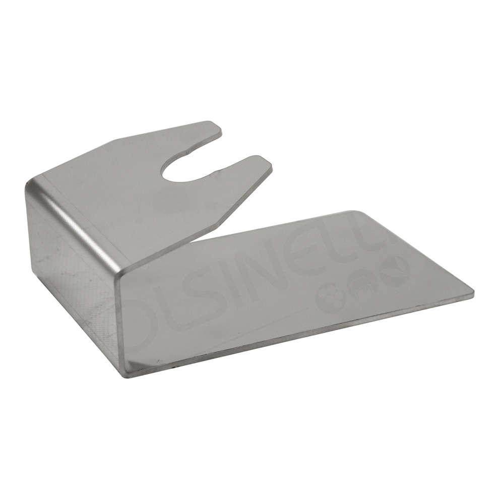 Piastra per riempimento bag in box