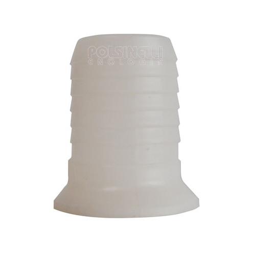 Plastic reducing hose barb Garolla 60 x 50