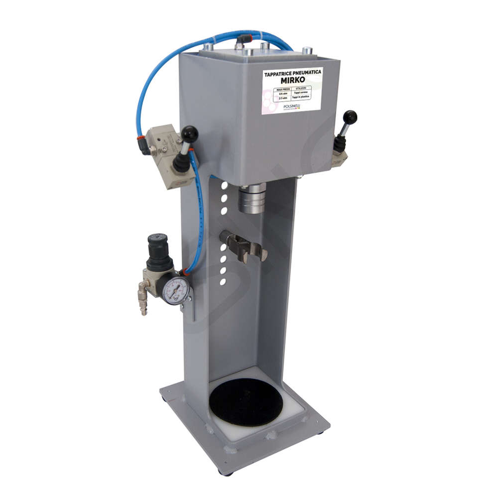 Pneumatic capping Mirko