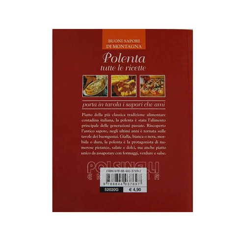 Polenta: all recipes