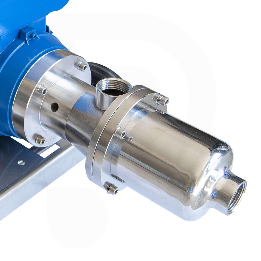 Pompe électrique pour usage alimentaire P30 A.T.